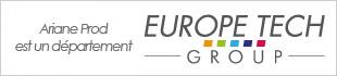 Ariane Prod est un département Europe Tech Group